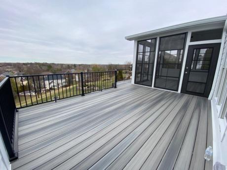 Deck Installation In St. Louis