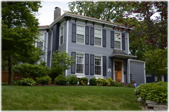 James Hardie Siding- Historical Home