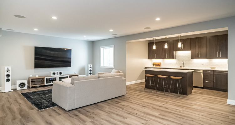 Top Benefits of Adding a Kitchen to Your Basement Remodel