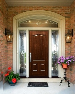 Fiberglass is a great choice for your St. Louis Front Door.