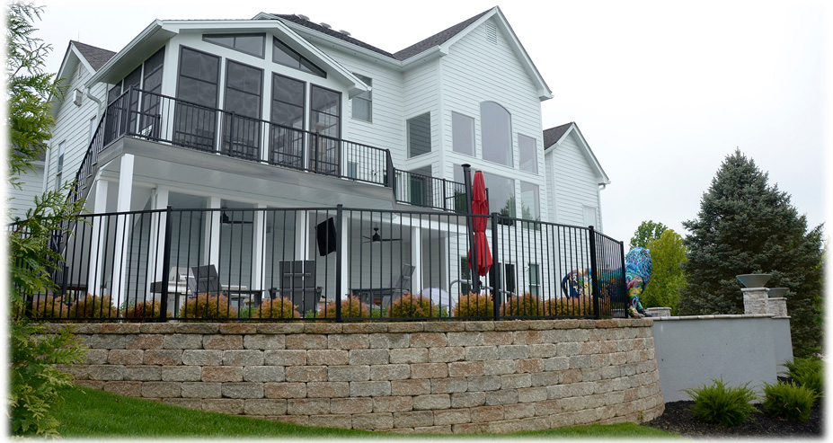 Exterior Home Remodel in Chesterfield, MO
