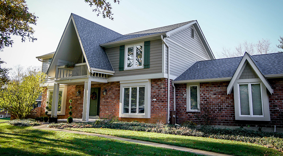 Siding in St. Louis | Lakeside Renovation & Design